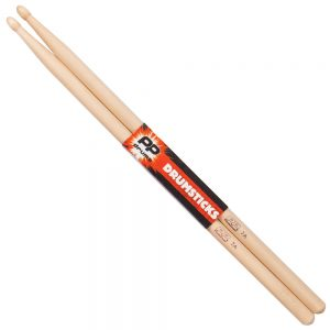 PP Drums Wood Tip Drum Sticks ~ 7A