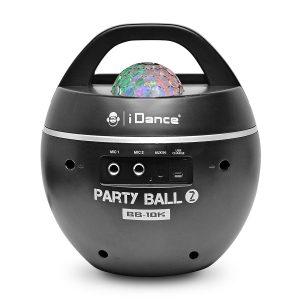 iDance Party Ball 2 Bluetooth Karaoke System