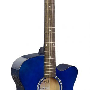 Brunswick Grand Auditorium Electro Dark Blue Gloss