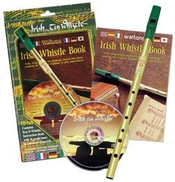 Waltons Tin Whistle CD Pack | Irish