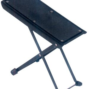 Apextone AP-3416 Folding Guitarists Footstool | Black