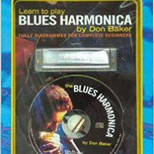 Waltons Blues Harmonica Pack