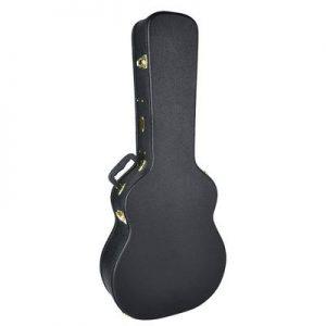Boston Standard Series case for jumbo-model acoustic guitar