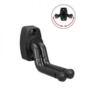 Boston straight wall mounted hook for guitar