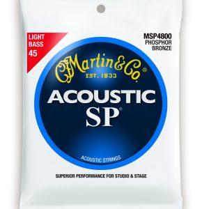 Martin Strings – SP Acoustic Bass – Light ( 45-100 )