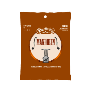 Martin Strings – Mandolin – Bronze Standard ( 10-34 )