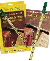 Waltons Tin Whistle Twin Pack | Irish