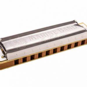 Hohner MARINE BAND 1896 Harmonica
