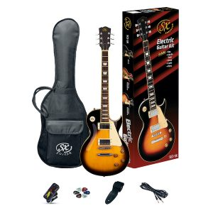 SX SE3 Electric Guitar Pack
