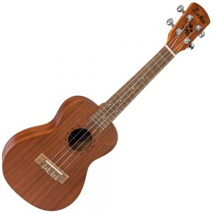 LAKA CONCERT UKULELE & BAG ~ NATURAL
